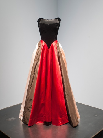 6126 Charles James exhibit at the Menil June 2014