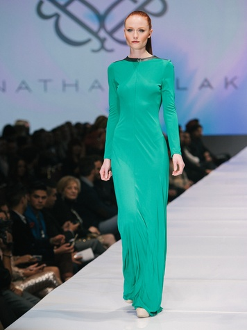 Jonathan Blake at Fashion Houston Nov. 2014