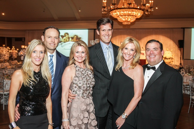 Houston, Mission of Yahweh Gala, May 2015, Michelle and Alan L. Smith, Millette and Haag Sherman, Kim and Dan Moody