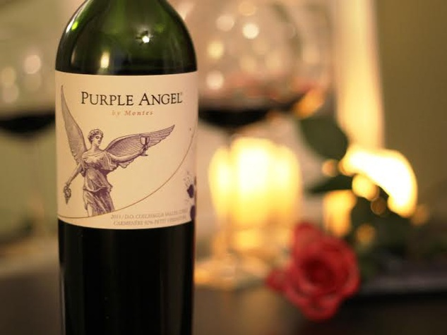 Purple Angle wine