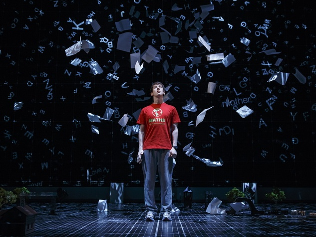 The Curious Incident of the Dog in the Night-Time Tony Awards broadway