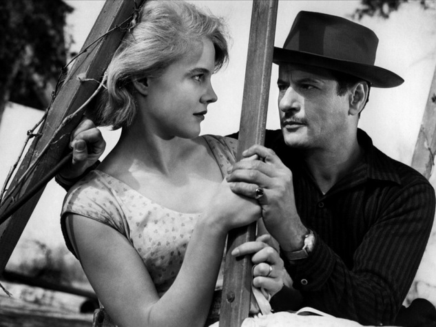 Eli Wallach in Elia Kazan's film Baby Doll