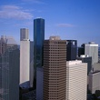 Houston, downtown, skyline, buildings