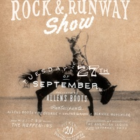Austin photo: Event_Rock & Runway Show_Poster