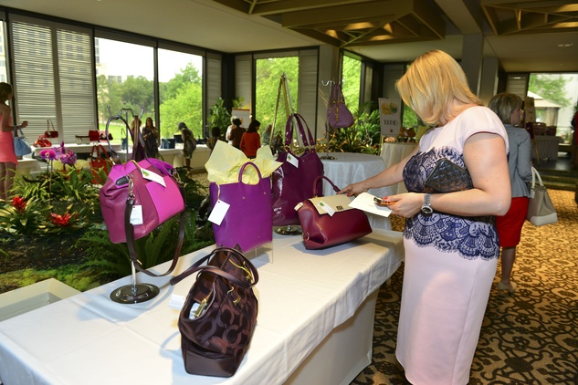 83 Shopping at Heroes and Handbags May 2014