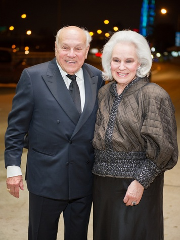 22 Bob and Donna Bruni at HGO Concert of Arias February 2014