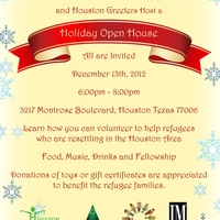 "Interfaith Ministries for Greater Houston's ""Holiday Open House"""