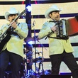 Grupo Pesado at Go Tejano Day Houston Rodeo March 2014