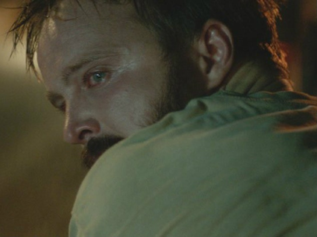 Aaron Paul in Hellion