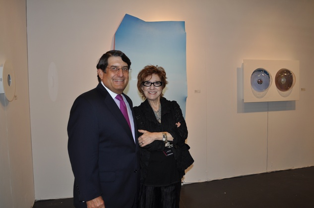 News, Shelby, Texas Contemporary opening, Sept. 2014, William Goldberg, Anya Tish