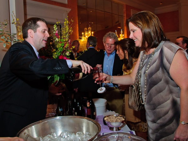 News_Periwinkle Sommelier Event_April 2011_Sean Beck_Marcie Zlotnik