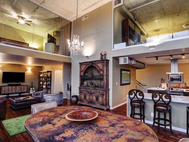 1 On the Market 6007 Memorial Drive Unit 501 February 2015
