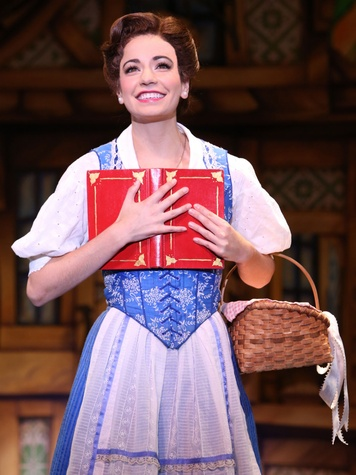 Hilary Maiberger in Beauty and the Beast