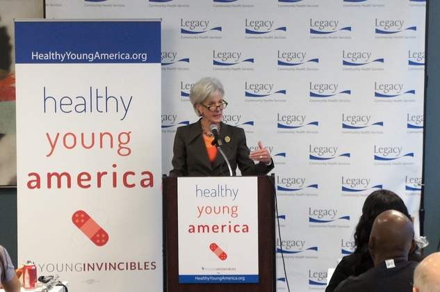 Affordable Care Act Kathleen Sebelius Legact Community Health