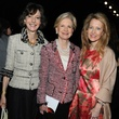 Nancy Halbreich, Caren Prothro, Lynn McBee, Salvation Army Luncheon