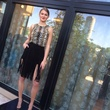 Tamara Mellon design at Tootsies patio party