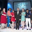 21 Houston Little Black Dress Designer fashion show May 2013 Yuan Yuan, NAMES, Jeff Shell, NAME, , Amir Taghi, NAME