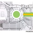 ULI Recommendations for the Astrodome December 2014 rendering Promenade