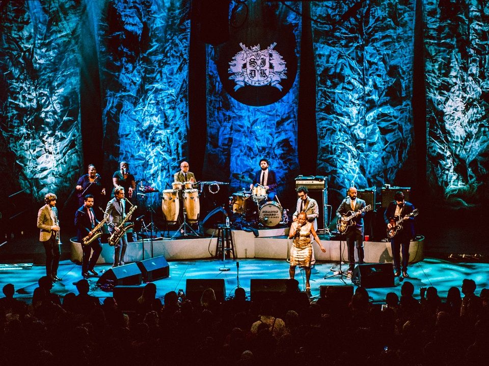 Sharon Jones and the Dap Kings at ACL Live 6