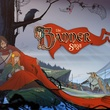 Title screen of video game The Banner Saga by Stoic Studio