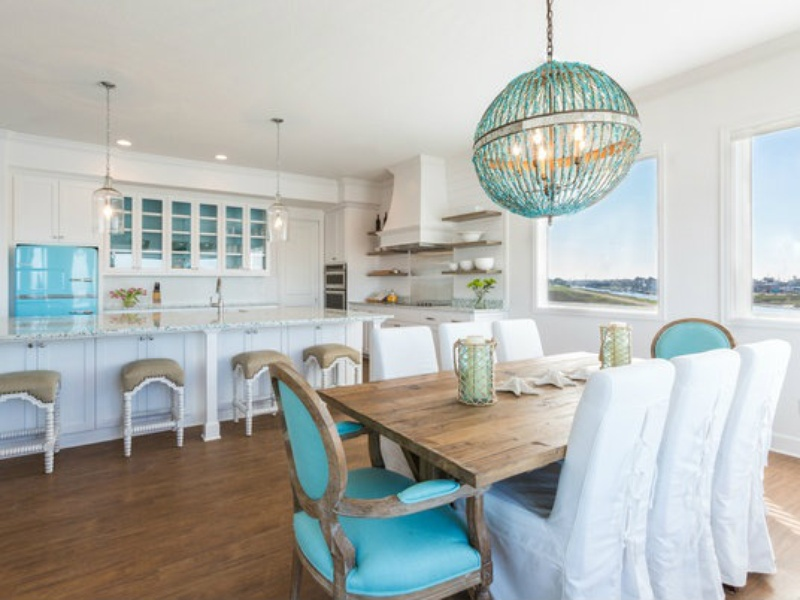 Beach House Interior Design Photos: Slideshow: The Ultimate Texas Beach House: Check Out This