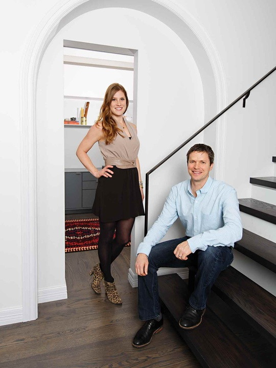 Tribeza Interiors Tour 2015 Chris Sanders and Killy Shceer, Scheer & Co