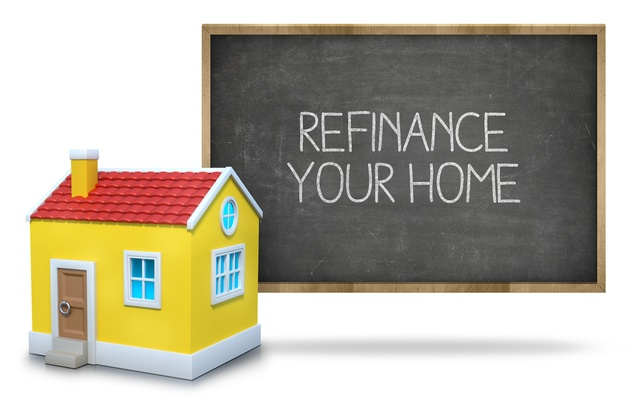 AmCap Refinance Your Home graphic