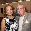 Philamena and Arthur Baird at the HMAAC Kinsey Collection reception August 2014