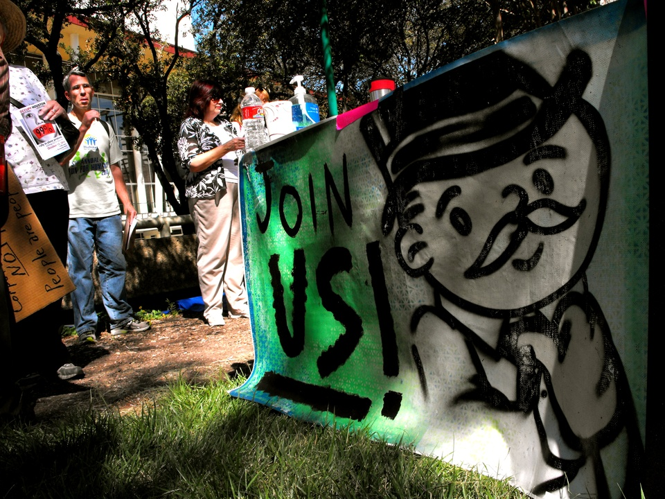 Occupy_Houston_Silent_Protest_Monopoly_Man