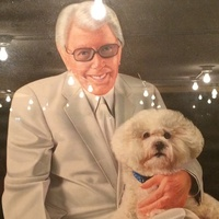 The Chicken Ranch Marvin Zindler portrait