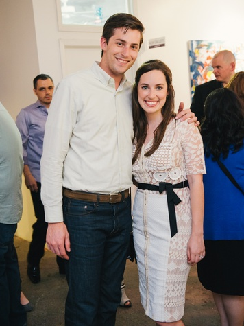 4 Patrick and Alice Kerley at CultureMap's 2014 Tastemakers Awards May 2014
