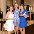 40 Amanda Watson, from left, Leigh-Ann Laughlin and Casey Swails at the WOW Summer Soiree August 2014