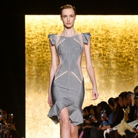 4635 Clifford Fashion Week New York Fall 2015 Herve Leger February 2015
