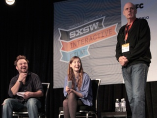 Jeffrey Tambor at SXSW in Austin