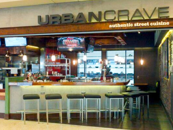The Best Food At Bush Intercontinental Is In Unlikely Place