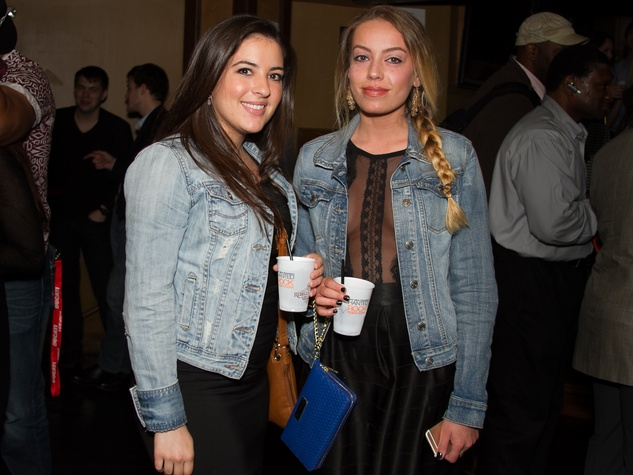 FashionXAustin Austin Fashion Week Kickoff 2015 at Speakeasy Maria Souza Emanuelle Cardoso