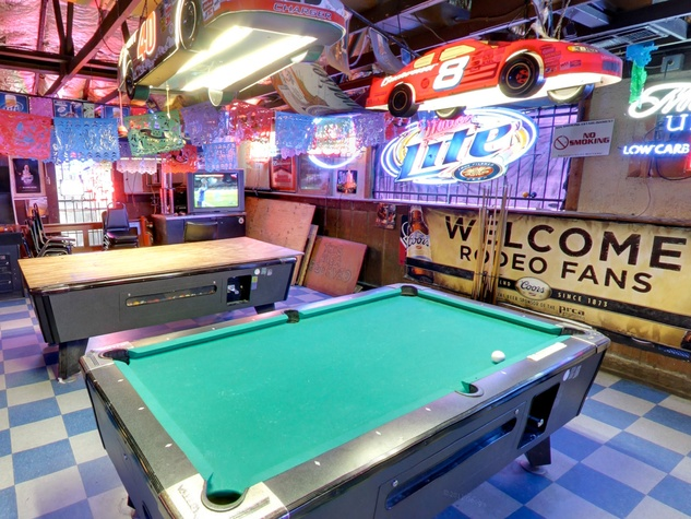 1 Blanco's Bar & Grill pool tables