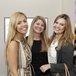10 Laura Beaver, from left, Traci Garner and Connie Thompson at WOW with Kendra Scott October 2014