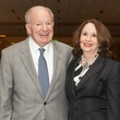 Wade Nowlin, Betty Nowlin at Living Legend Luncheon with George W. Bush