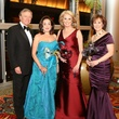 Jess and Betty Tutor, from left, Denise Monteleone and Franelle Rogers at the Winter Ball January 2014