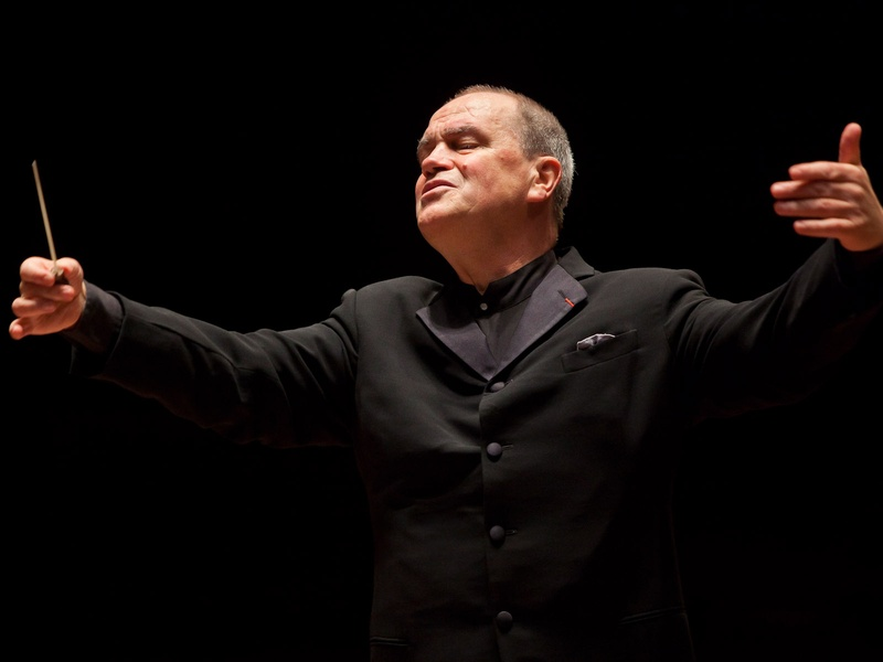 Hans Graf, Houston Symphony, conductor