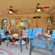 Patio at 3197 Westcliff Rd. in Fort Worth