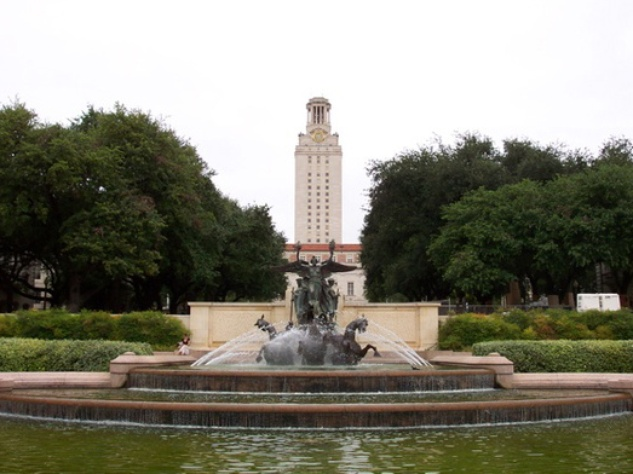 University of Texas Campus