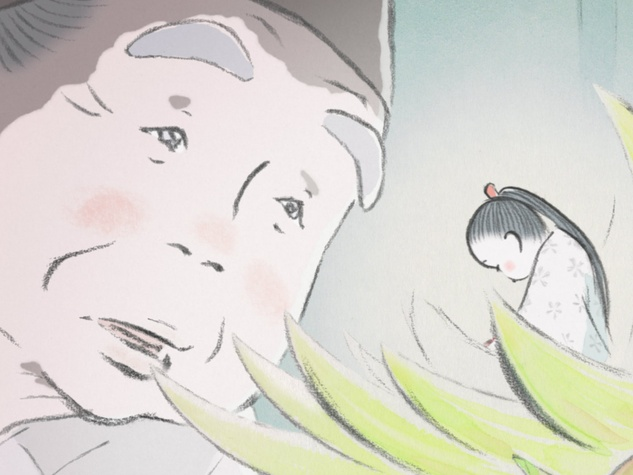 The Tale of Princess Kaguya by Isao Takahata for Fantastic Fest