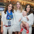 1 Joanna Marks, from left, Jessica Walker and Hannah McNair with Michael McNair at the Houston Texans Owner's Suite party at NRG Stadium September 2014