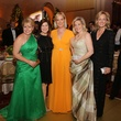 Elizabeth Vail, from left, Stephanie Shanks, NAME, Kathryn Smith and Robyn Vermeil at the Houston SPA Society for the Performing Arts Gala March 2015