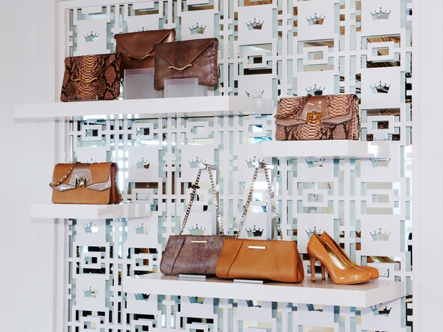 Elaine Turner New York boutique shoes and purses