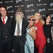 Gibson Black Ball Red Carpet Black Fret grant nominees Jitterbug Vipers