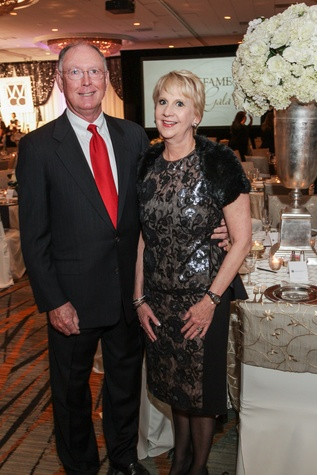 Craig and Chris LaFollette at the Women's Chamber of Commerce Hall of Fame Gala December 2014