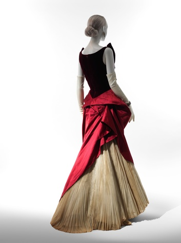 Charles James ball gown, 1949-50